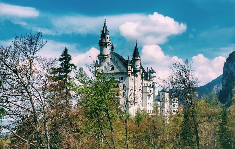 Royal Neuschwanstein.
