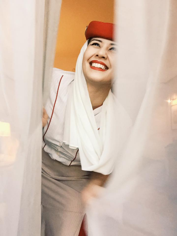 How I became an Emirates cabin crew.