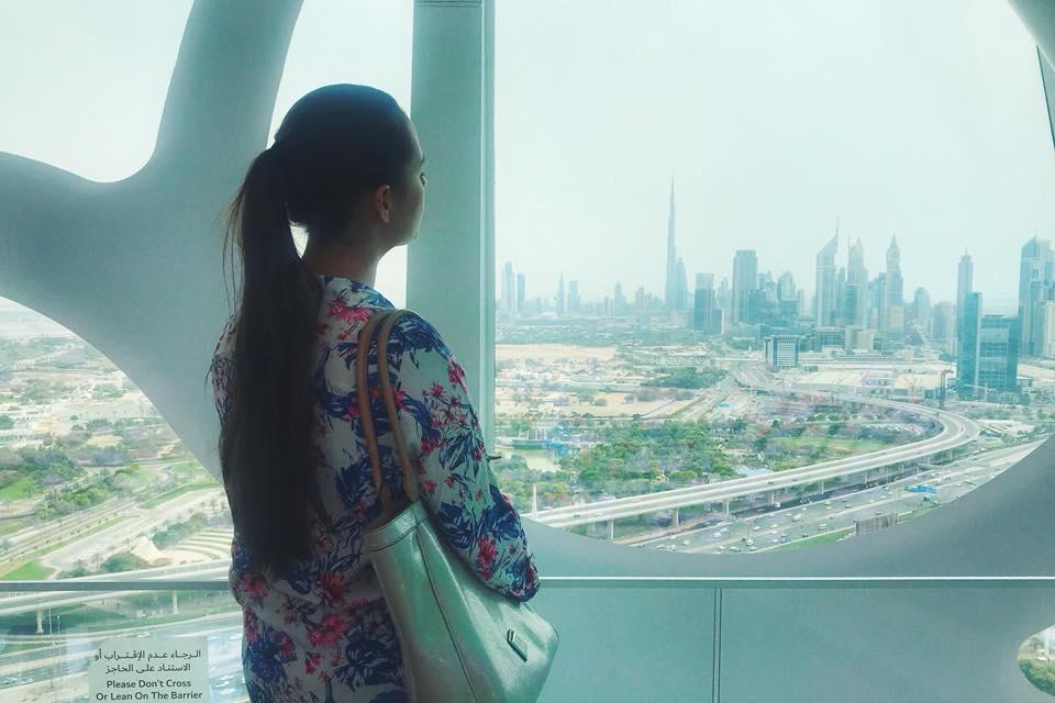 Dazzling Dubai Frame.